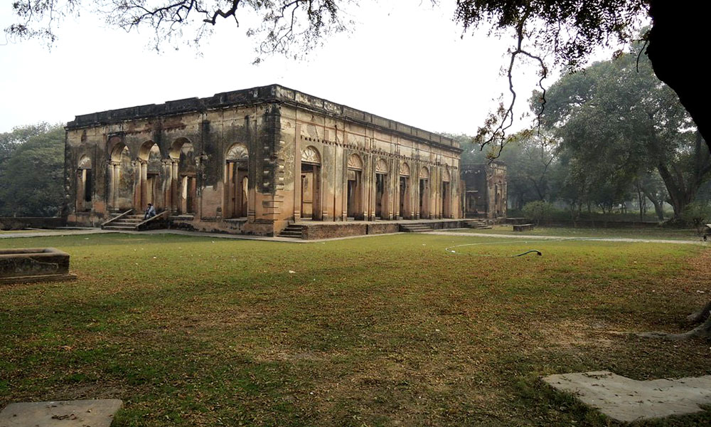 The Residency in Lucknow, India